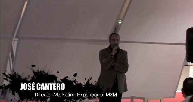 Jose Cantero Feria Internacional de Moda de Madrid