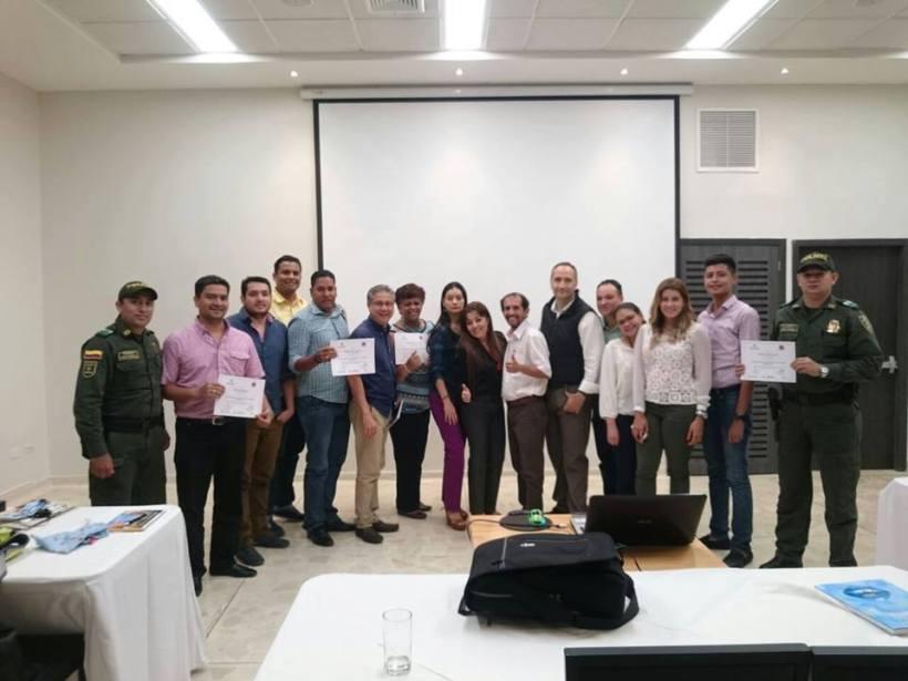 Jose Cantero Taller Turismo Experiencial Procolombia y Cotelco