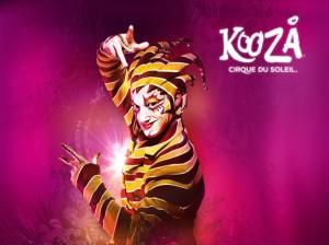 Kooza nuevo espectáculo en Madrid