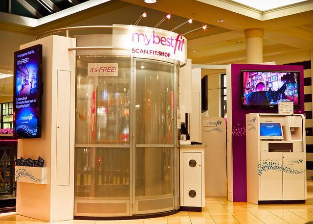 Escaner 3D corporal: nueva experiencia de compra