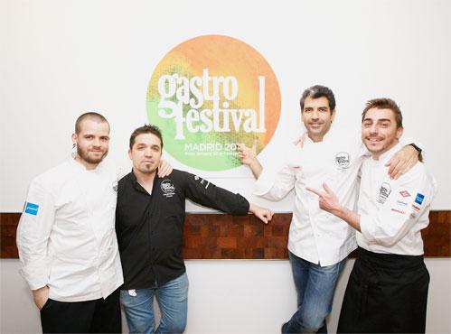Madrid Gastrofestival: turismo experiencial gastronómico