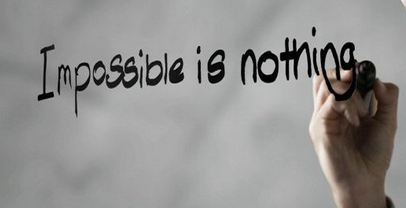 Nada es imposible amigo mío