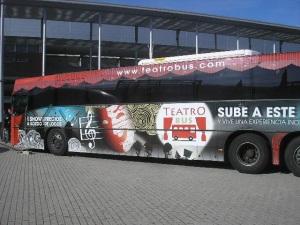 Teatro bus: innovación artes escénicas