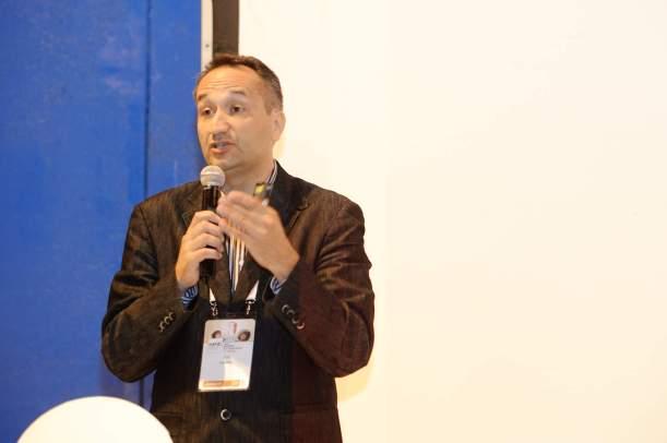 José Cantero en la Feria Evento Days 2010 : Título ponencia ¿Arte + marketing experiencial? Reinventa tu evento creando una nueva propuesta más creativa desde este nuevo maridaje.
