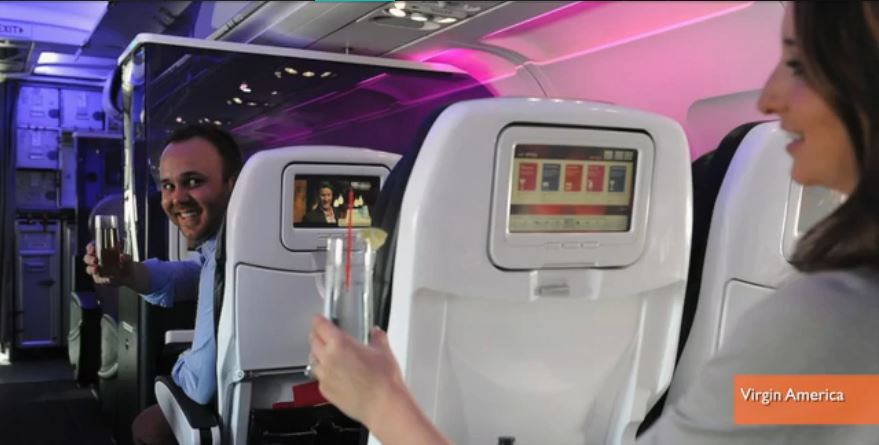 Virgin: Seat-To-Seat Delivery