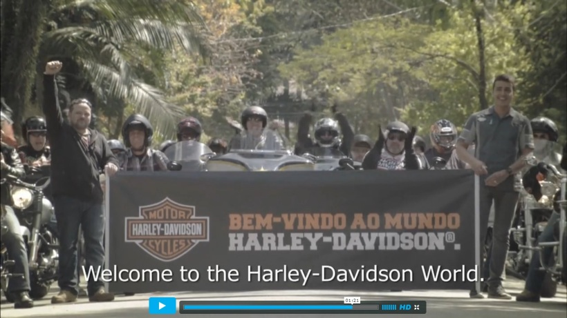 Experiencia única y memorable Harley