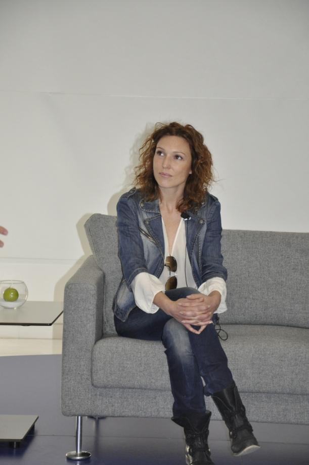 Verónica Larios, Gerente y Socia fundadora de Microteatro por Dinero