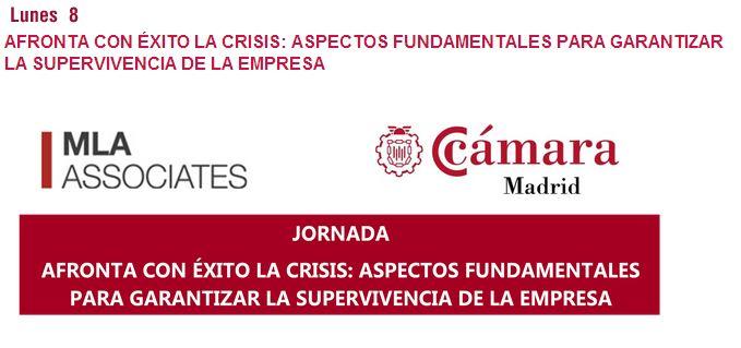 Jornada Cámara de Comercio de Madrid