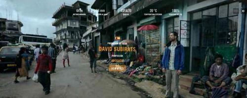 David Subirats Geox