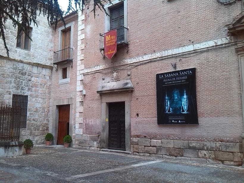 Exposición Sábana Santa. Convento de la Bernardas ALcalá de Henares
