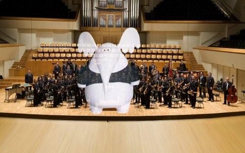 Concierrto música clásica con realidad aumentada