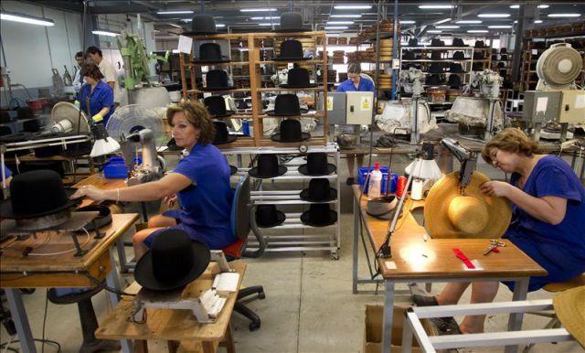 Turismo Industrial: fábrica de sombreros en Sevilla