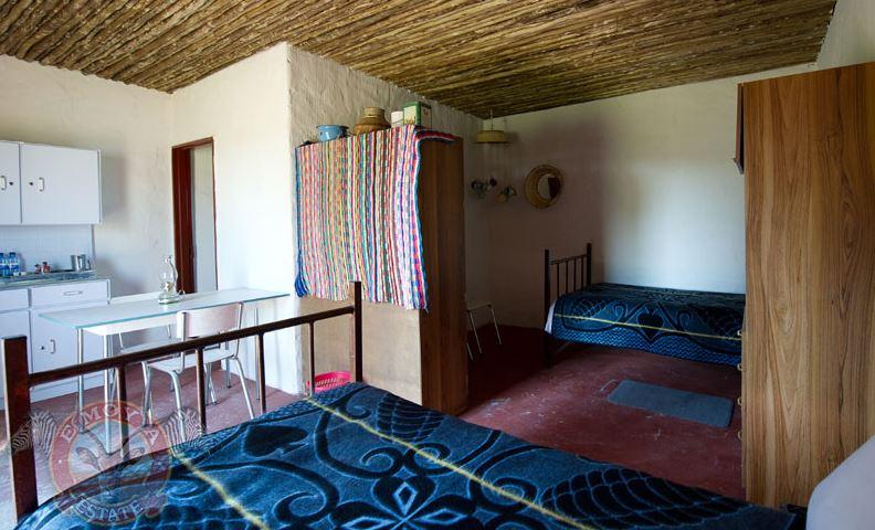 Habitación hotel chabola:  Shanty Town (Mkukhu Villlage / Shack Village)