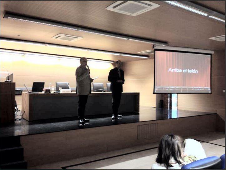 José Cantero Innotur 2013 Seminario de Innovación turística organizado por la Diputación de Cáceres
