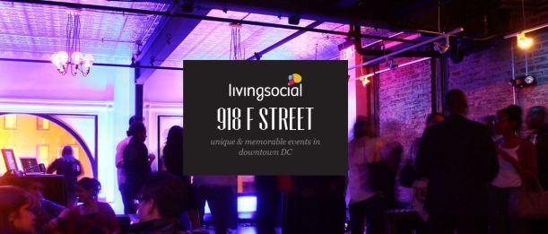 LivingSocial 918 F Street