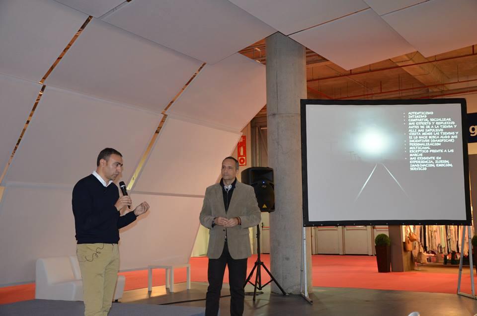 Carlos Sánchez Director Ejecutivo y José Cantero, Director de marketing experiencial de M2M Consultancy