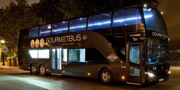 Gastronomía experienicial: Gourmet Bus