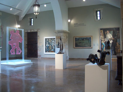 Museo Arte Contemporaneo Palacio ELsedo