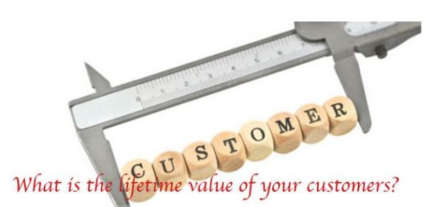 Valor de vida de cliente