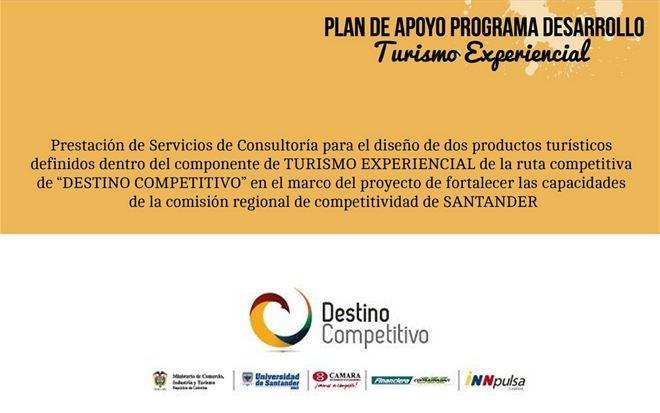Destino competitivo: turismo Santander