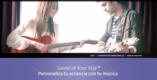 Sound of your stay