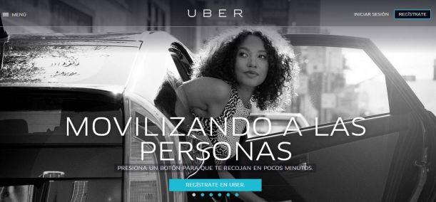 Uber un startup
