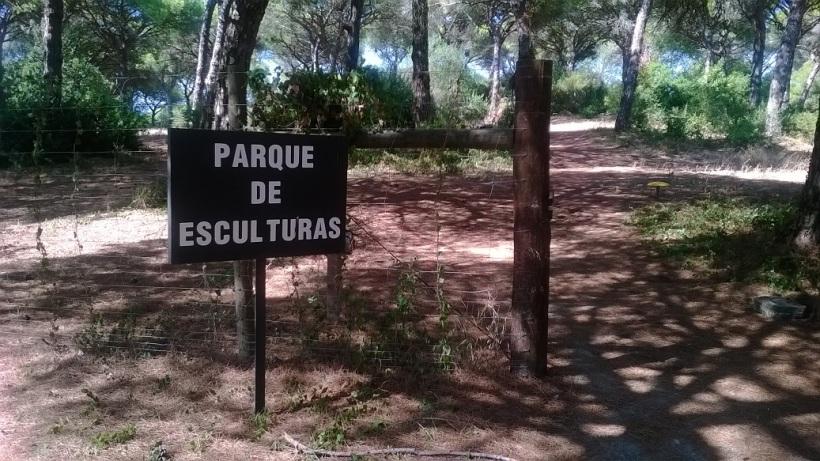 Parque de las escultura Fundación Montenmedio