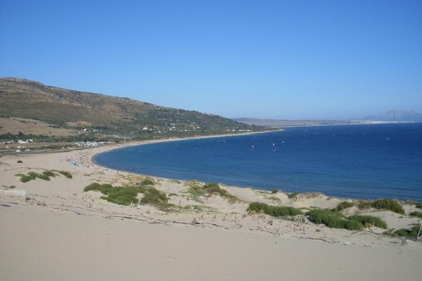DETALLES DE ADJUNTOS  Playa Valdevaqueros en Tarifa