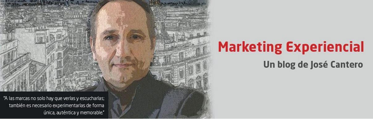 Blog marketing experiencial José Cantero