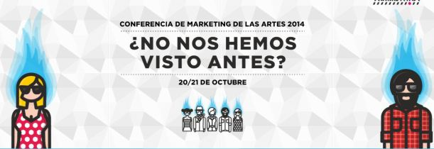 Conferencia de marketing de las artes