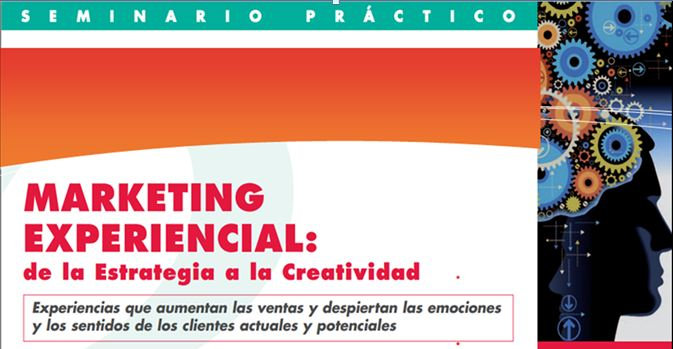Seminario práctico de marketing experiencial y taller gastronómico