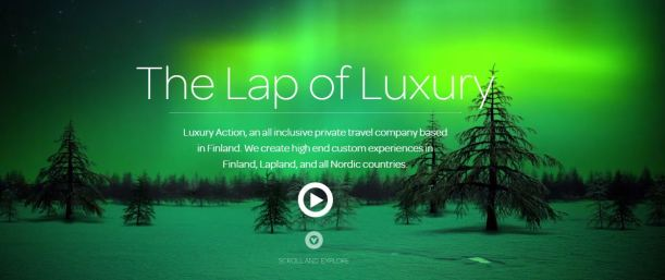 Luxury Action Turismo experiencial