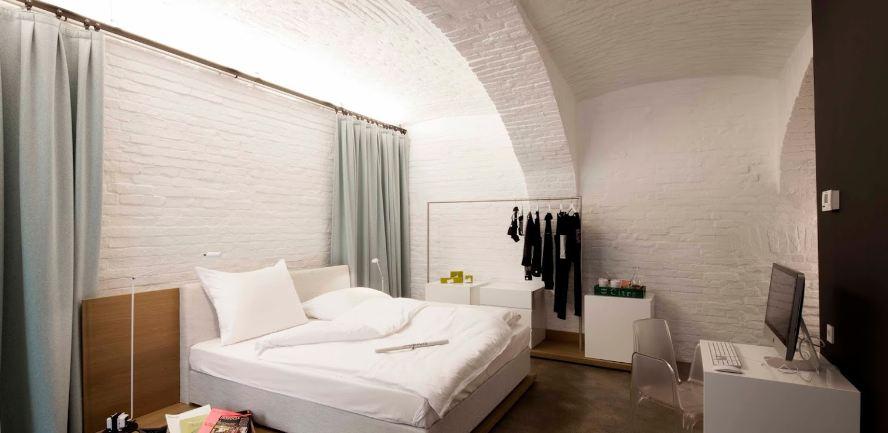 Urbanauts hotel habitación