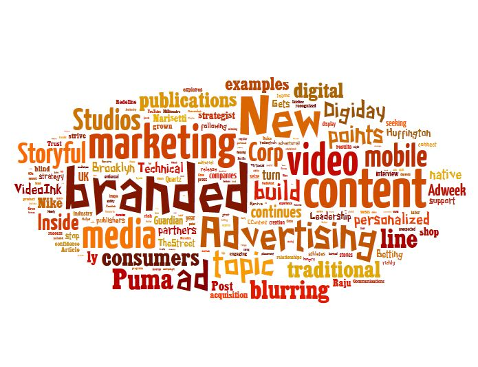 Qué es Branded content