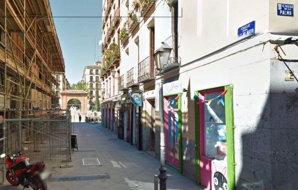 Calle de la Palma