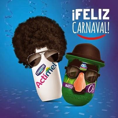 Dayketing: Feliz carnaval