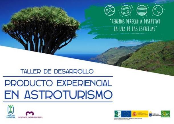 Producto turismo experiencial en Astroturismo La Palma