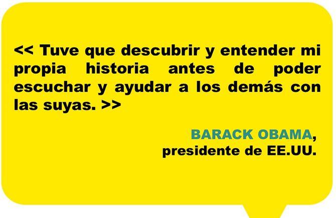 storytelling Obama