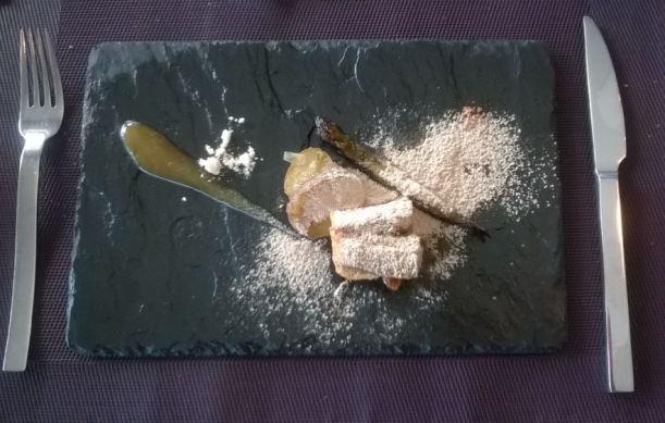 Gastronomía Restaturante Jardín de la Sal