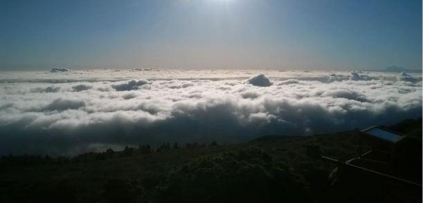 Mar de Nubes La Palma