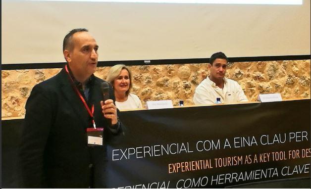 Jose Cantero Seminario innovacion en turismo experiencial