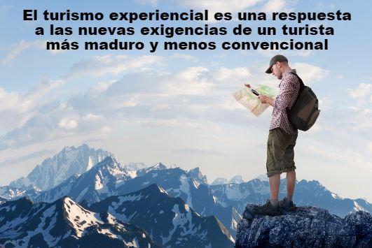 Qué es turismo experiencial o de experiencias