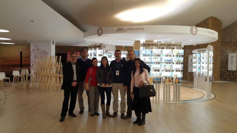 Retail Tour para miembros de la Secretaria de Economía de Estado de Morelos México visitando Pangea