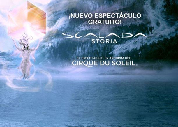 El Circo del SOL en Andorra