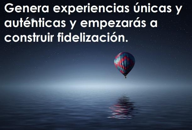 marketing experiencial y customer experience