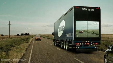 Safety truck o camión seguro