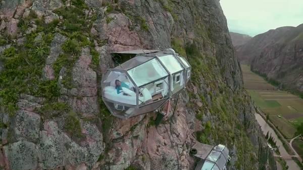 Skylodge Adventure Suites Cusco Peru