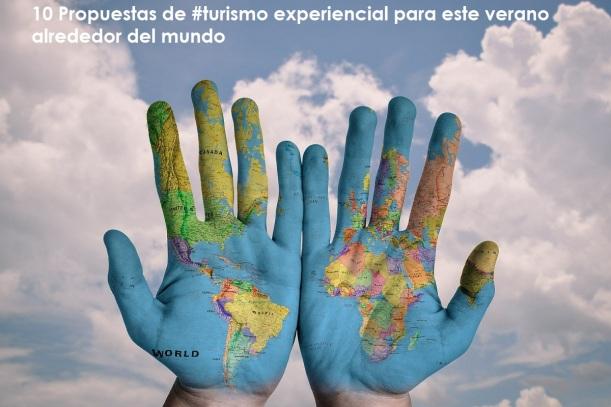 Turismo experiencial por el mundo