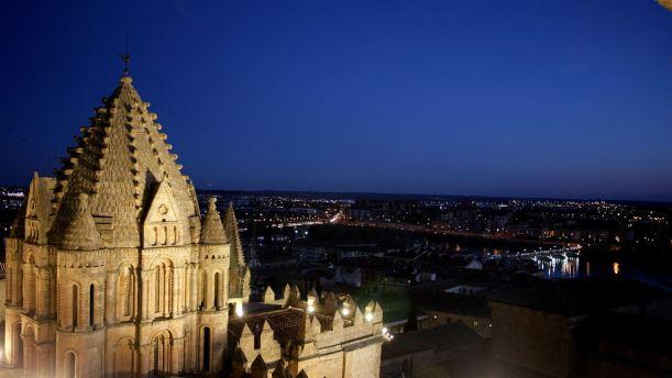 Visita nocturna Ieronimus Torres Salamanca