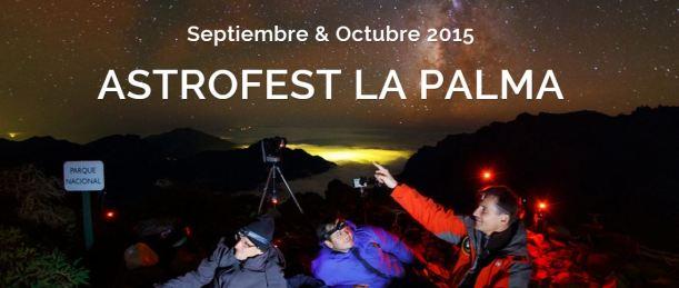 Astrofest La Palma
